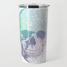 Melodic Skull Travel Mug