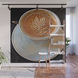 Not Your Ordinary Coffee Wall Mural
