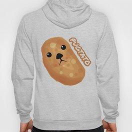 Cute Pug Pugtato Hoody