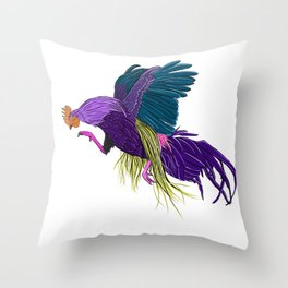 dont get cocky, kid Throw Pillow