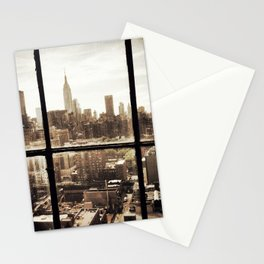 i love NY vintage Stationery Cards