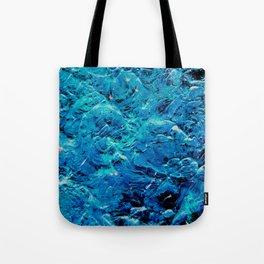 Frozen Ocean Tote Bag