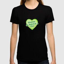 Unique Happy St. Patrick´s Day Design T-shirt
