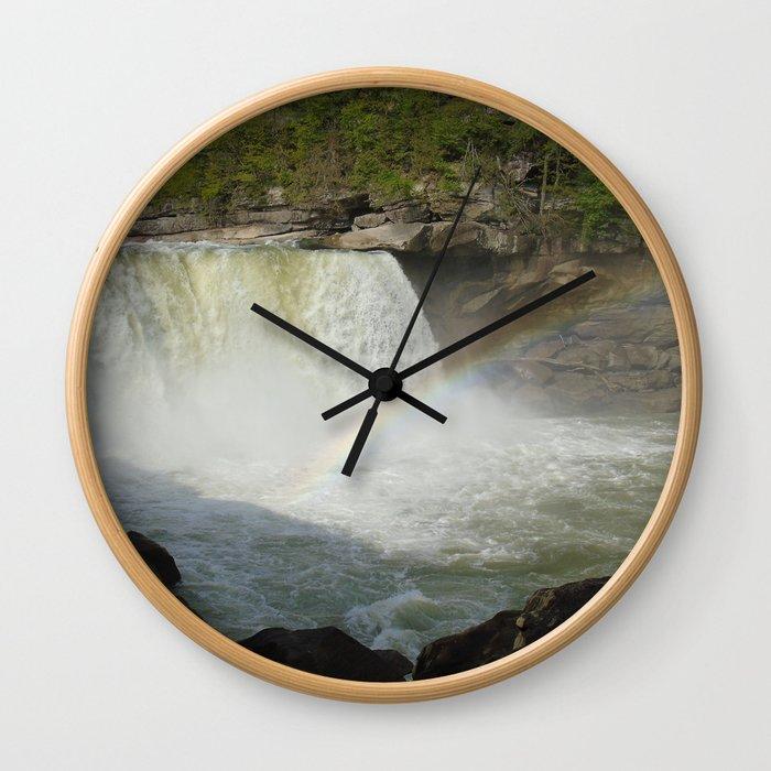 Cumberland Falls Wall Clock