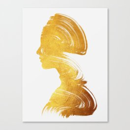 See - Gold Edition Canvas Print