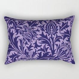 """William Morris """"Thistle"""" 2. Rectangular Pillow"""