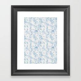 Morris. Framed Art Print