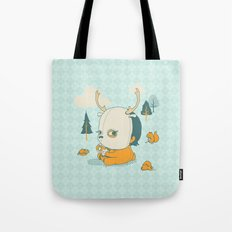 Esquilophrenic Tote Bag
