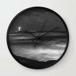 Distant Swell Wall Clock