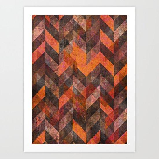 Hue + You Art Print