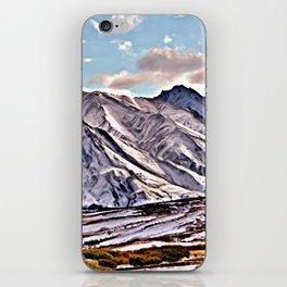 Rugged Beauty iPhone Skin