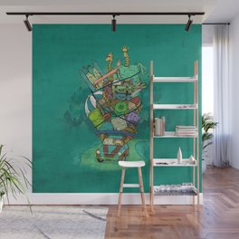 All Needed! Wall Mural