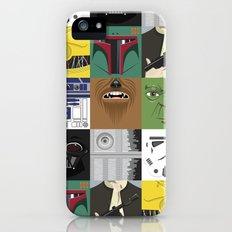 Starwars combo iPhone (5, 5s) Slim Case