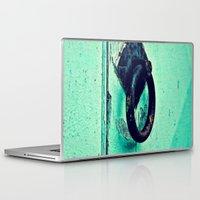 door Laptop & iPad Skins featuring Door by Mr and Mrs Quirynen