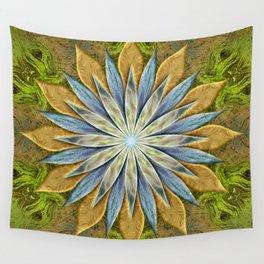 Brilliante Celeste Wall Tapestry