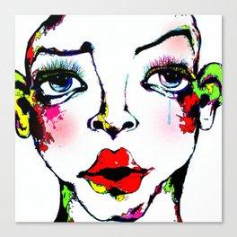 D10 Canvas Print