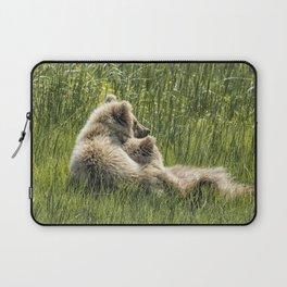 Best Friends Fur Ever - Bear Cubs, No. 8 Laptop Sleeve