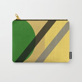 28 | 181211  Simple Geometry Shapes Carry-All Pouch