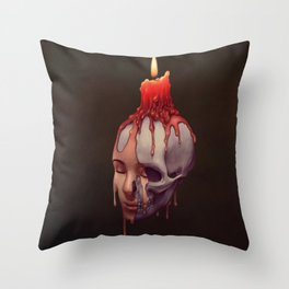 Reborn Throw Pillow
