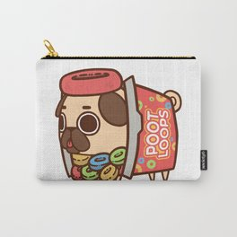 Puglie Poot Loops Carry-All Pouch