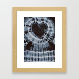 Getchur Heart-On! Framed Art Print