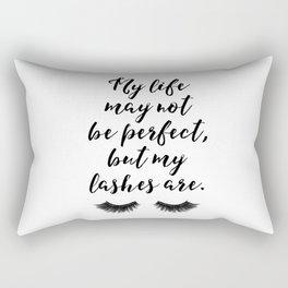 Fashion Poster Fashion Wall Art Typography Print Quote Print Art Wall Art Girl Room Decor FASHION Rectangular Pillow