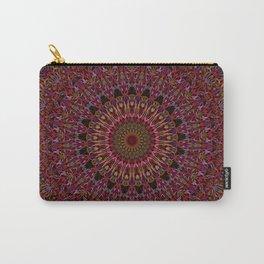 Spiritual Night Garden Mandala Carry-All Pouch