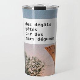 DÉGARS Travel Mug
