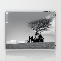 at the meeting place... Laptop & iPad Skin