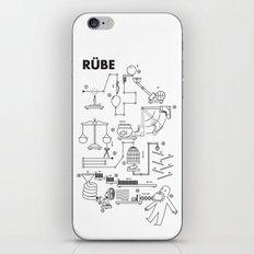Rube iPhone & iPod Skin