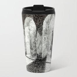 Fingerprint - Arcades Travel Mug