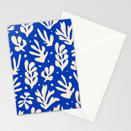 Matisse got the Blues Stationery Cards