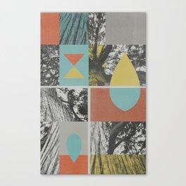 like a tree Canvas Print