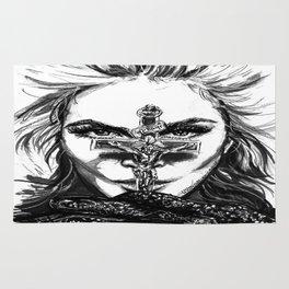 Rebel Cross Rug