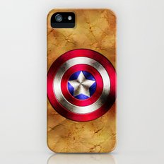 Captain America Slim Case iPhone (5, 5s)