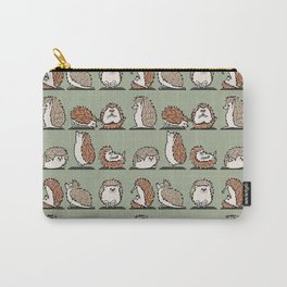 Hedgehog Yoga Carry-All Pouch