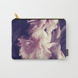 Pink peonies 5 Carry-All Pouch