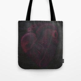 Beating Heart Tote Bag