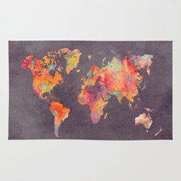 world map 67 Rug