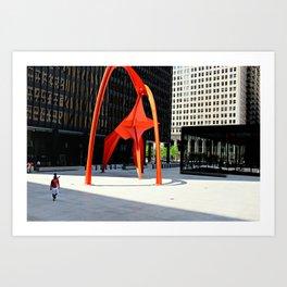 Ferris Buellers' Day Off Art Print