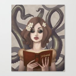 Captivating Canvas Print