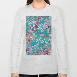FLORAL GARDEN 10 Long Sleeve T-shirt