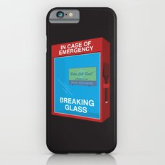 Breaking Glass Slim Case iPhone 6s
