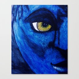 """I See You"" by Ancientz Artz Canvas Print"