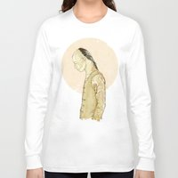 spirit Long Sleeve T-shirts featuring Spirit by Mike Koubou