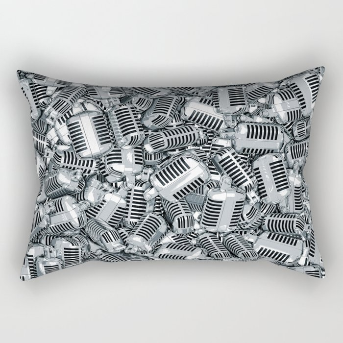 Lounge Act II Rectangular Pillow