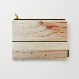 Pine Boards Carry-All Pouch
