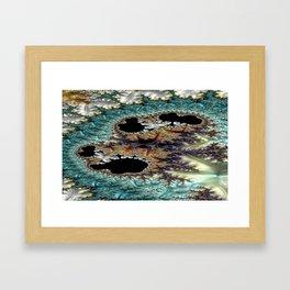Disbelieving Incisor 5 Framed Art Print