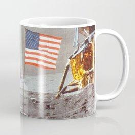 American Moon Landing Coffee Mug