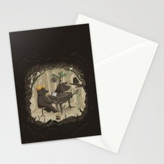 Forestal Sounds Stationery Cards